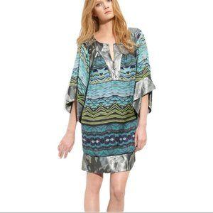 NWT Diane Von Furstenberg Tabalah Chiffon Dress 4